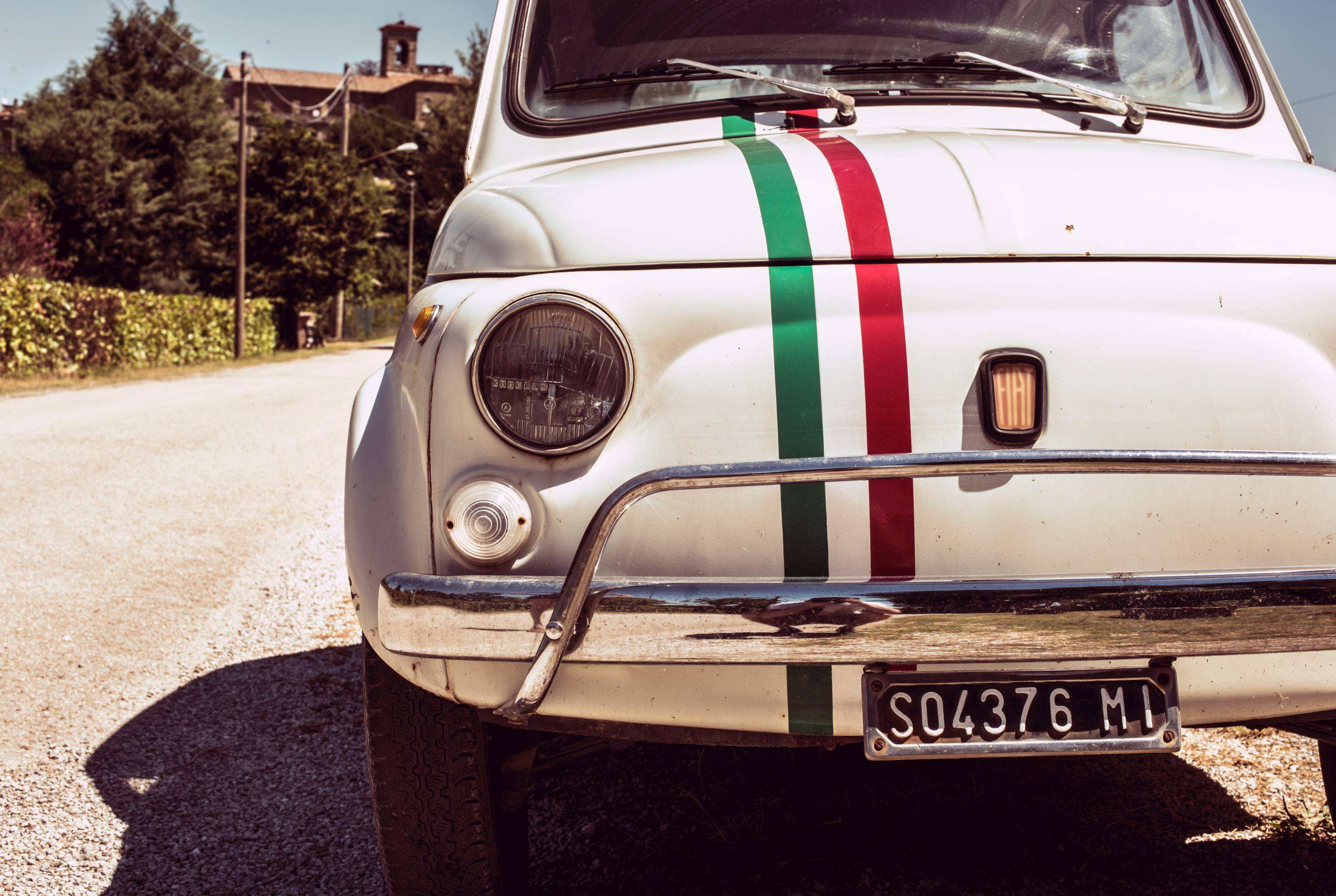 MADE IN ITALY IS THE BENEFIT PAR EXCELLENCE