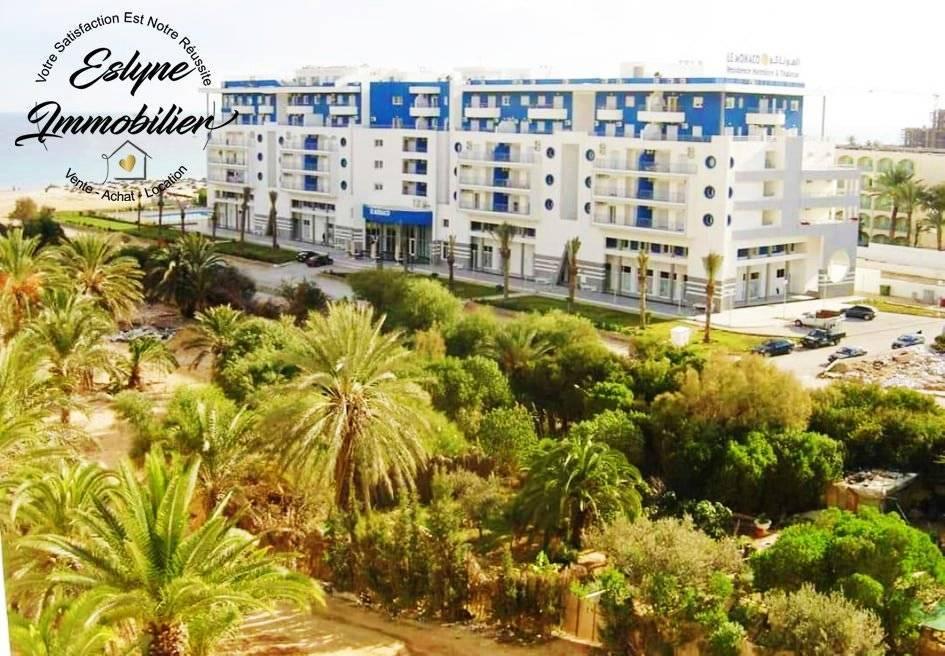 Affitto stagionale Appartamento Sousse Khezama