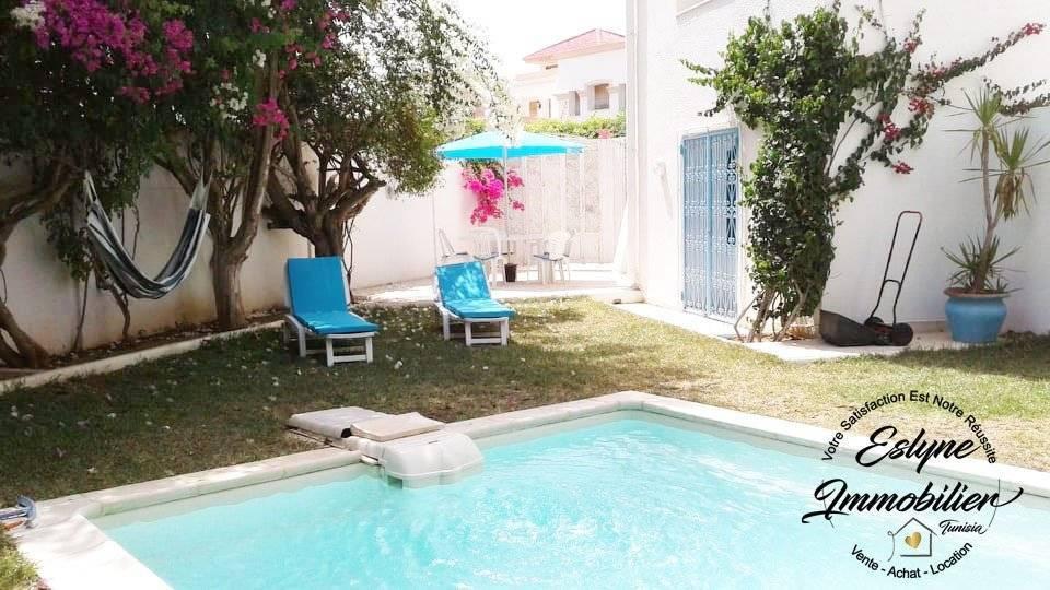 Seasonal rental Villa El Kantaoui