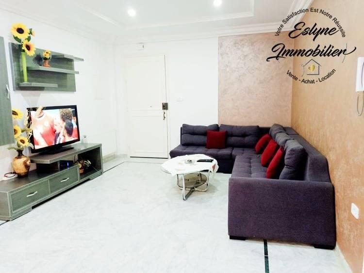 Sublime S+3 meublé à Sfaya Sousse