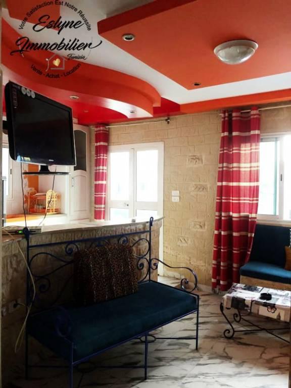 S+2 meublé à Hammam Sousse
