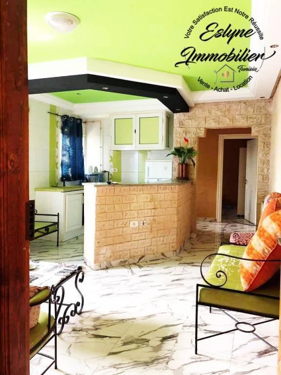 S+1 meublé à Hammam Sousse