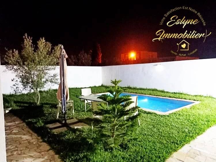 Seasonal rental House El Kantaoui
