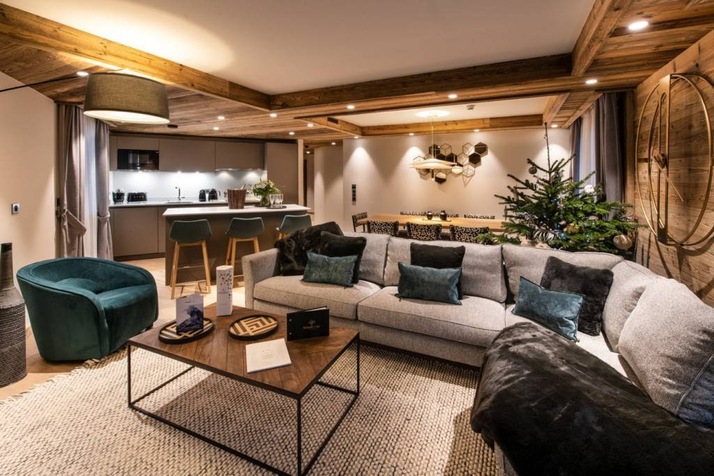 New apartment in Courchevel Moriond