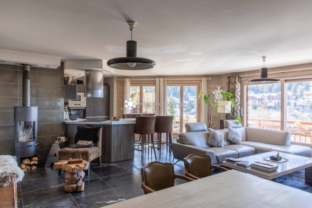 Appartement à proximité du centre de Courchevel Moriond