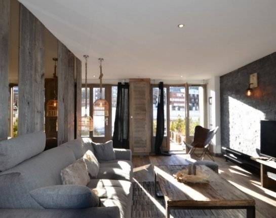 Apartment ideally located in the center of Courchevel 1850