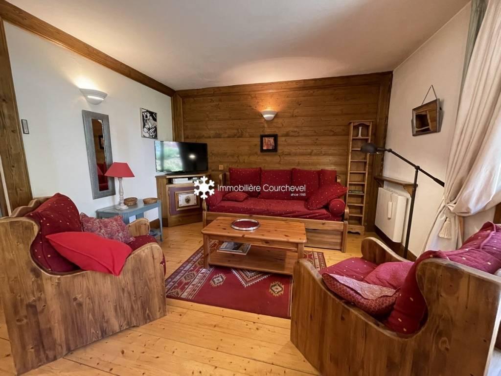 Appartement à proximité du centre de Courchevel Village