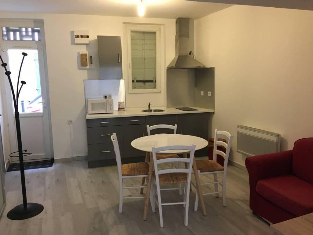 Appartement meublé centre ville de Salon T2 bis