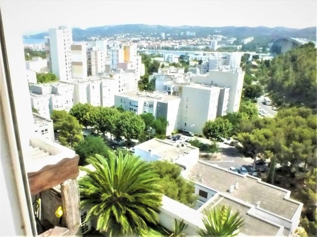 Grand Duplex avec vue  sur Martigues