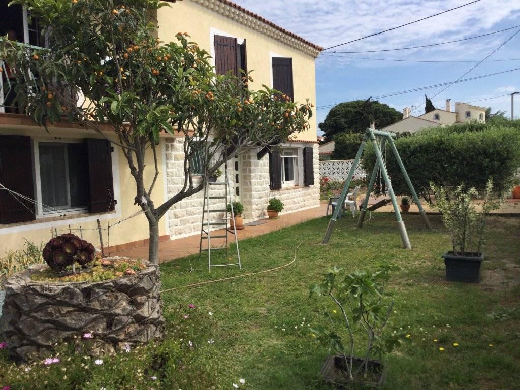Villa T5 135 m² PORT SAINT LOUIS sur 500 m² de terrain