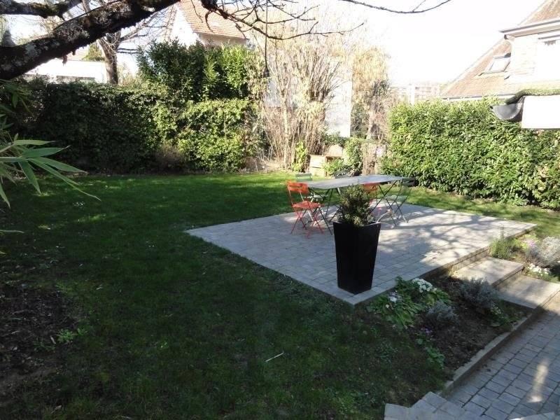 CHAVILLE Rive Droite - Belle et grande maison des années 30 rénovées avec jardin et stationnement