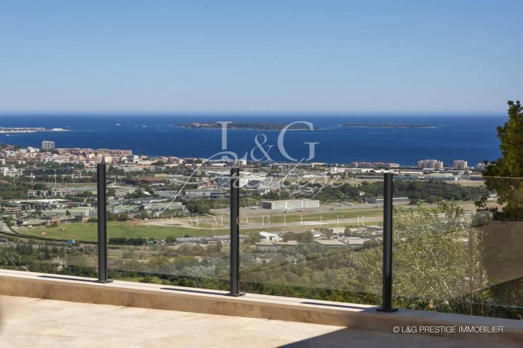 Très belle villa neuve vue mer panoramique