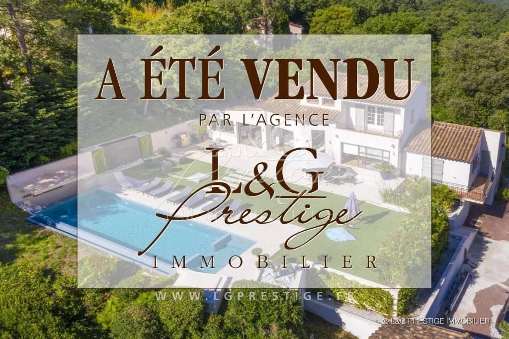 Sale Villa Mandelieu-la-Napoule Saint-Jean-de-l'Esterel