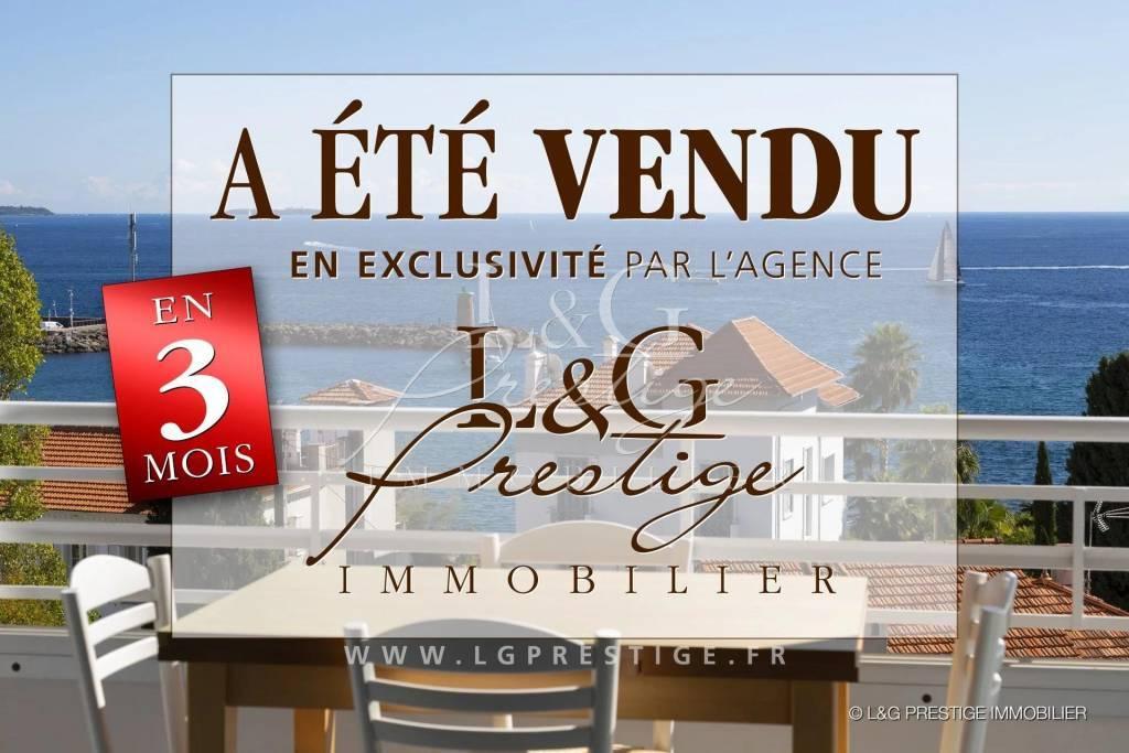 Sale Apartment Mandelieu-la-Napoule La Napoule
