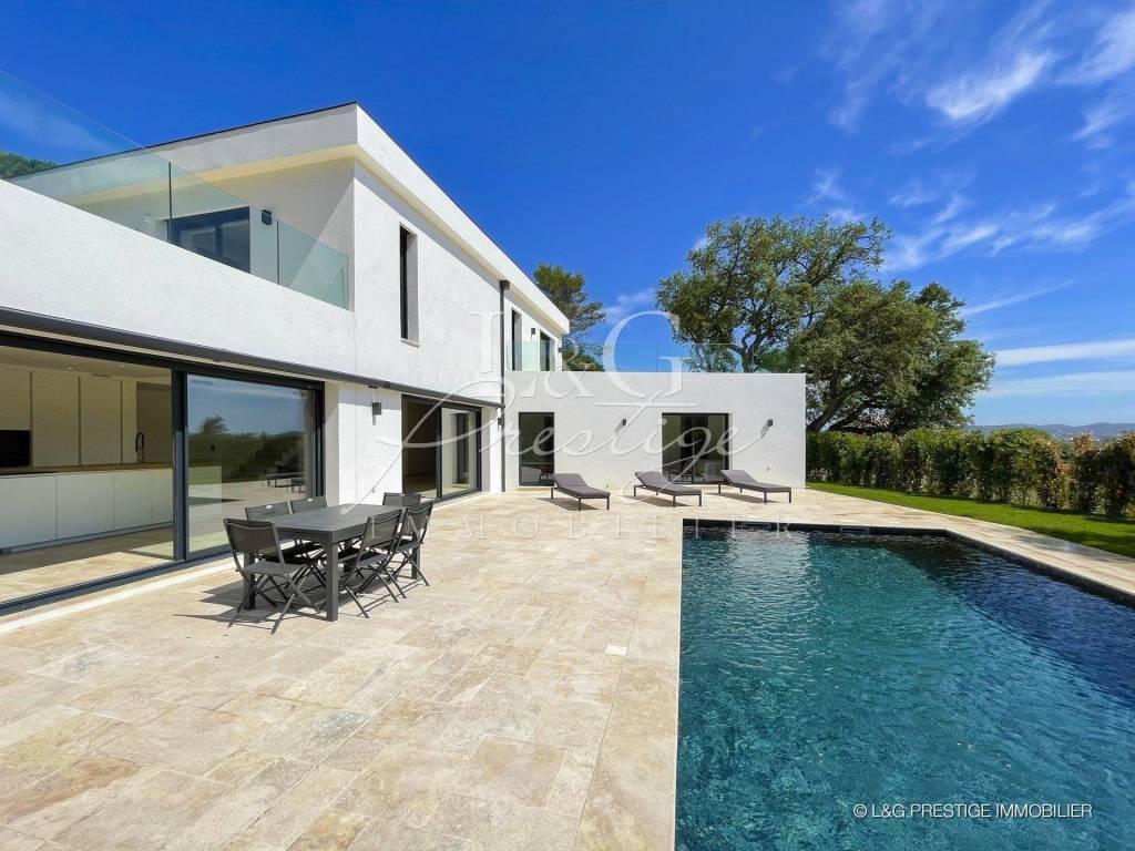 Rare, sumptuous new californian villa