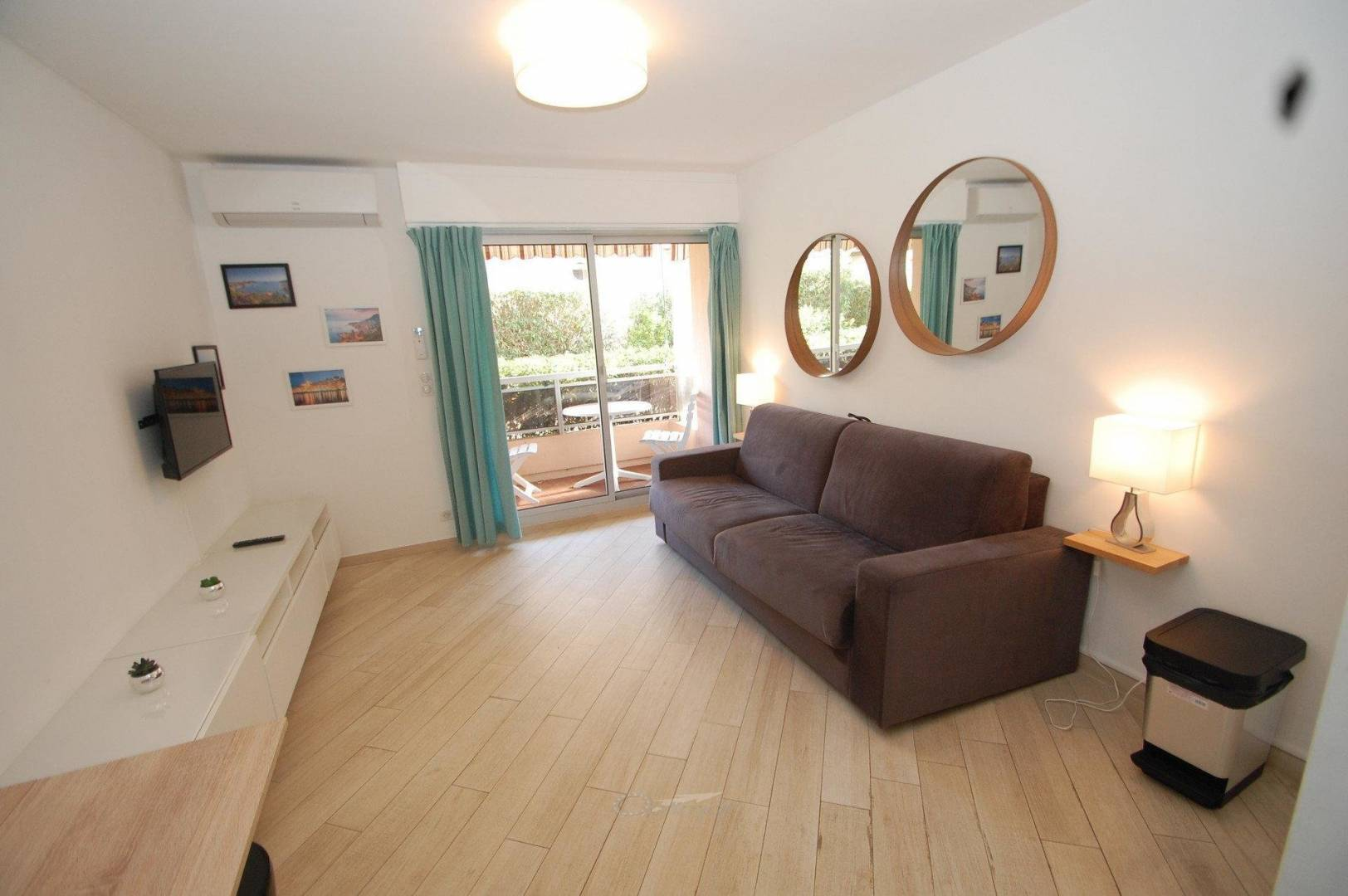 Location Studio Roquebrune-Cap-Martin