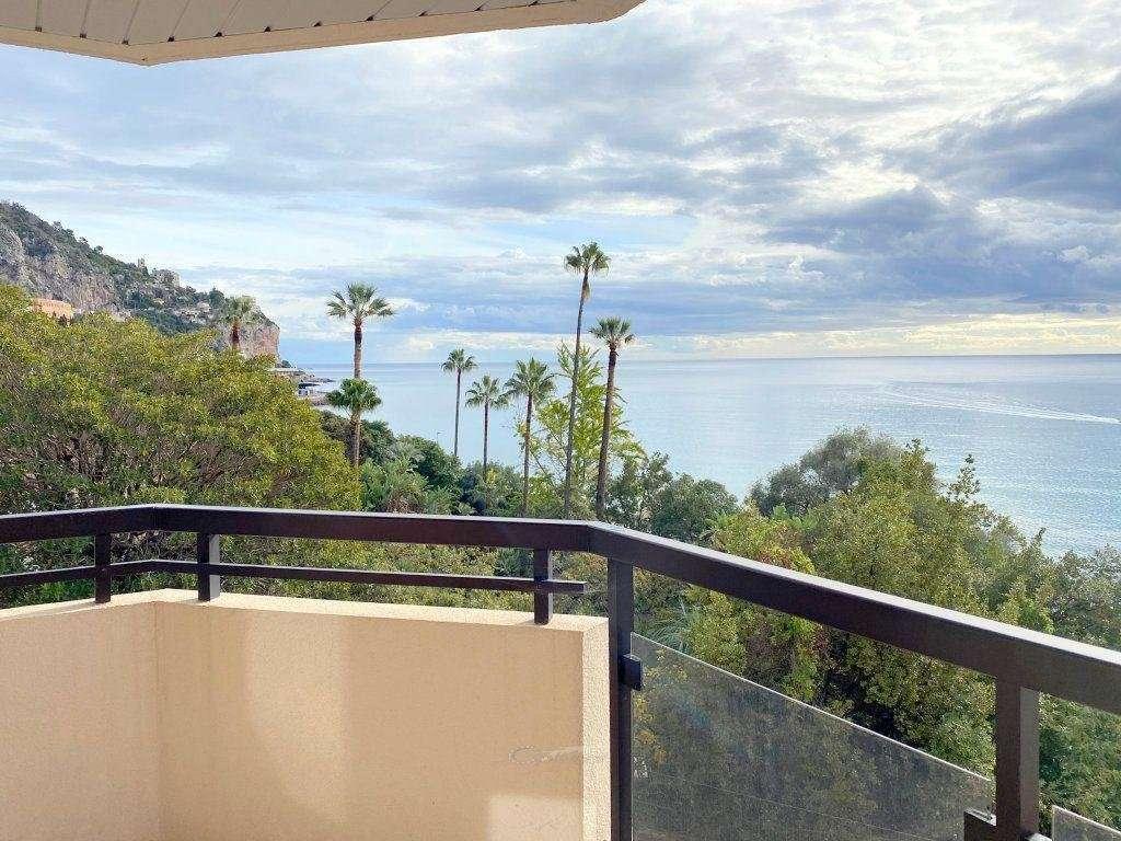 Magnifique et grand 2P avec terrasse face à la mer