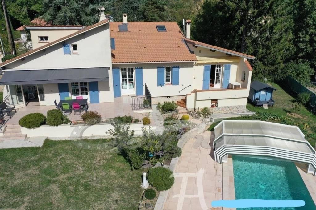 Sospel - Maison - piscine - pool house