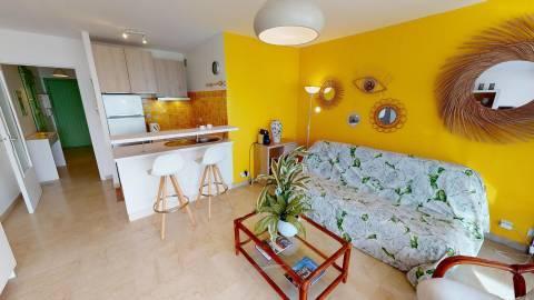Location saisonnière Appartement Menton