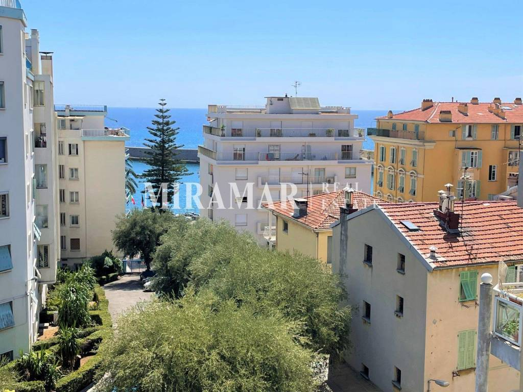 Sole agent 1 bedrooms apartment Port of Nice