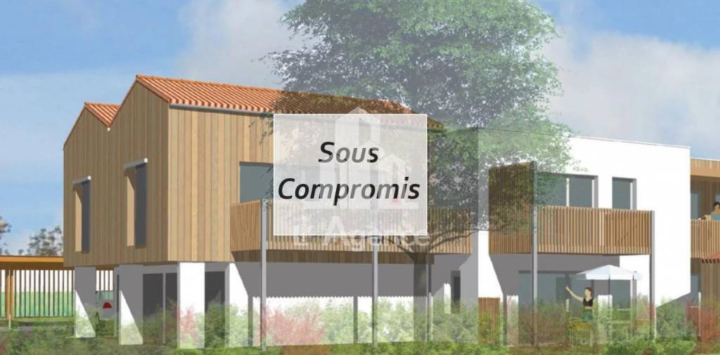 APPARTEMENT NEUF 2 PIECES A PONTAILLAC