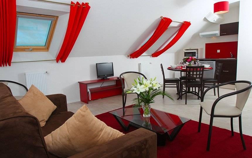 Appartements 2 à 6 pers. SAINT-MALO / DINAN