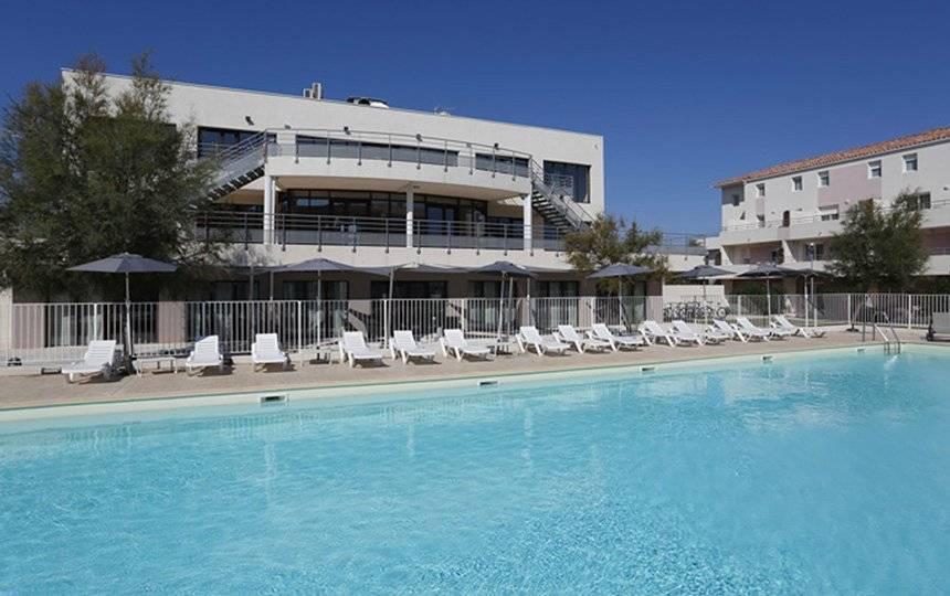 T2 T3 Location Vacances GRAU DU ROI ***