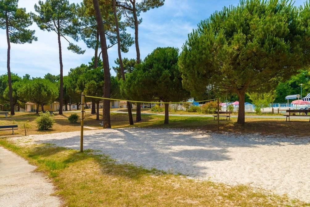 Emplacements nus Camping Ile d'Oléron
