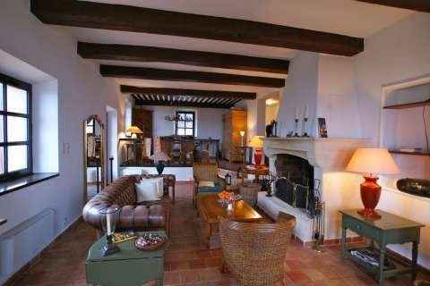 Seasonal rental Villa Bonnieux