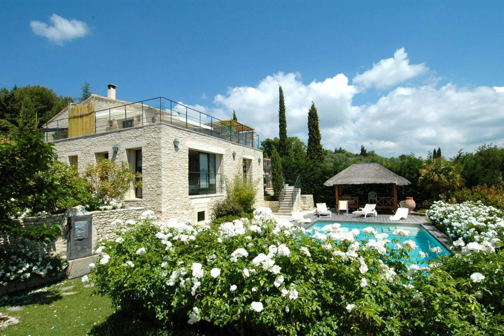Seasonal rental Villa Gordes