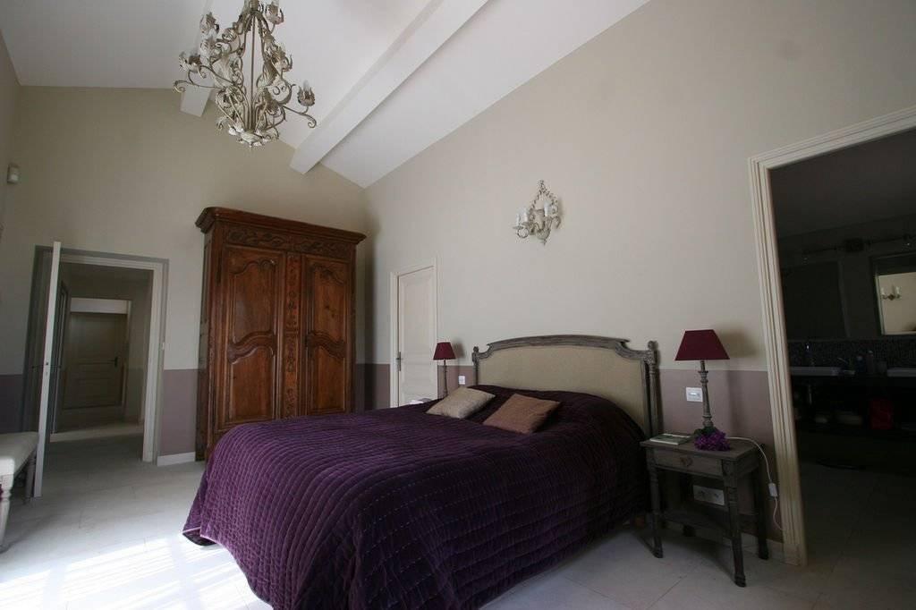 Seasonal rental Villa Eygalières