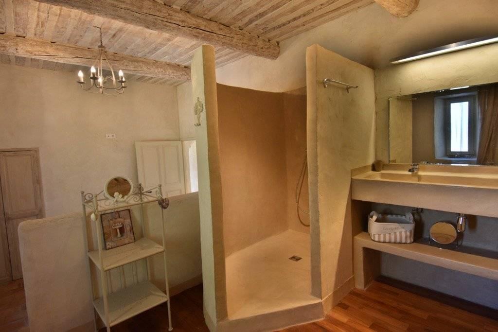 Bathroom Wooden floor