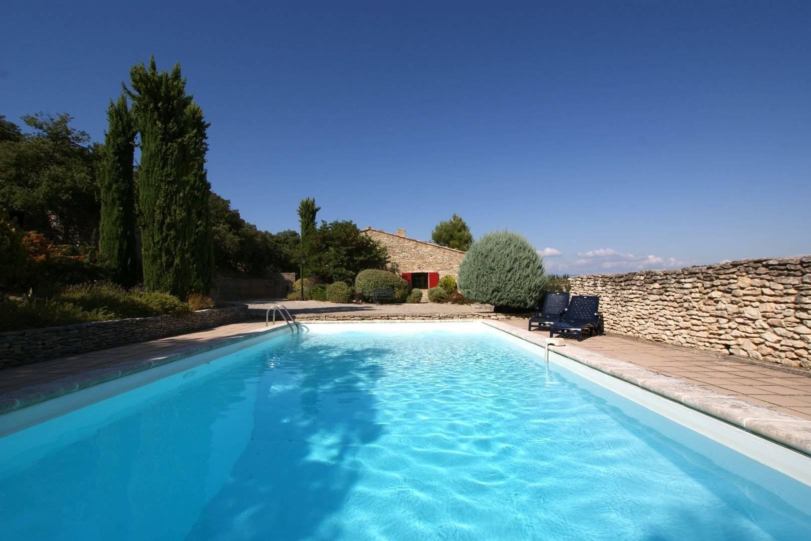Location saisonnière Villa Bonnieux