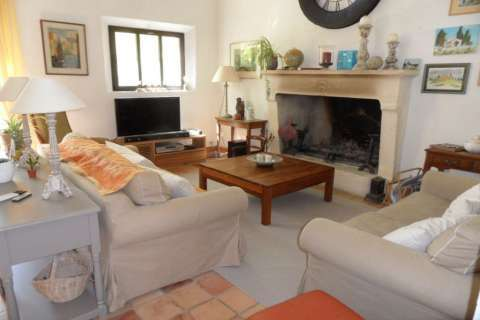 Seasonal rental Village house Eygalières