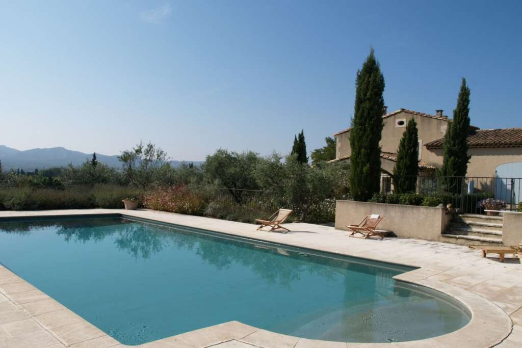 Seasonal rental Villa Saint-Rémy-de-Provence