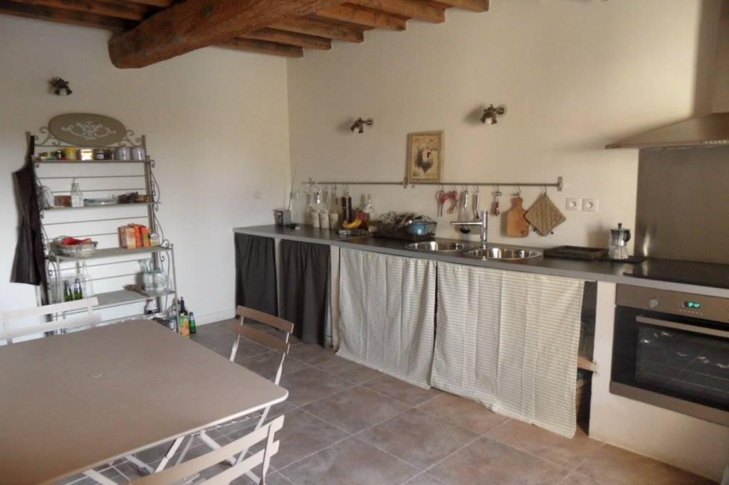 Location saisonnière Maison de village Maussane-les-Alpilles
