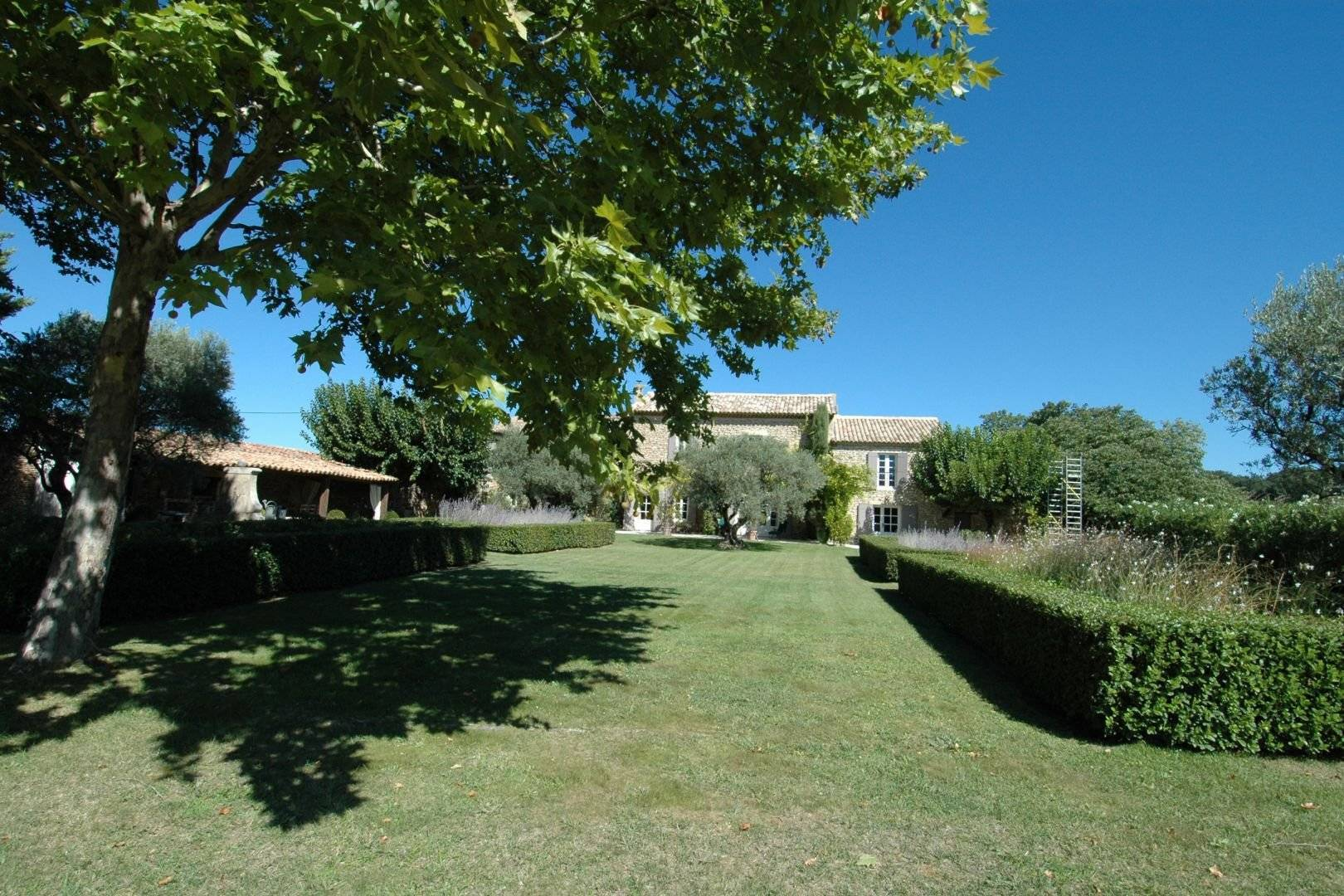 Seasonal rental Property Gordes