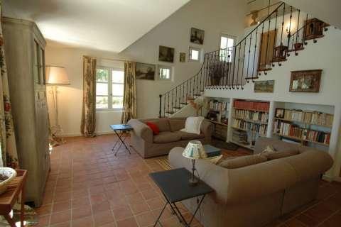Location saisonnière Maison de village Saint-Saturnin-lès-Apt