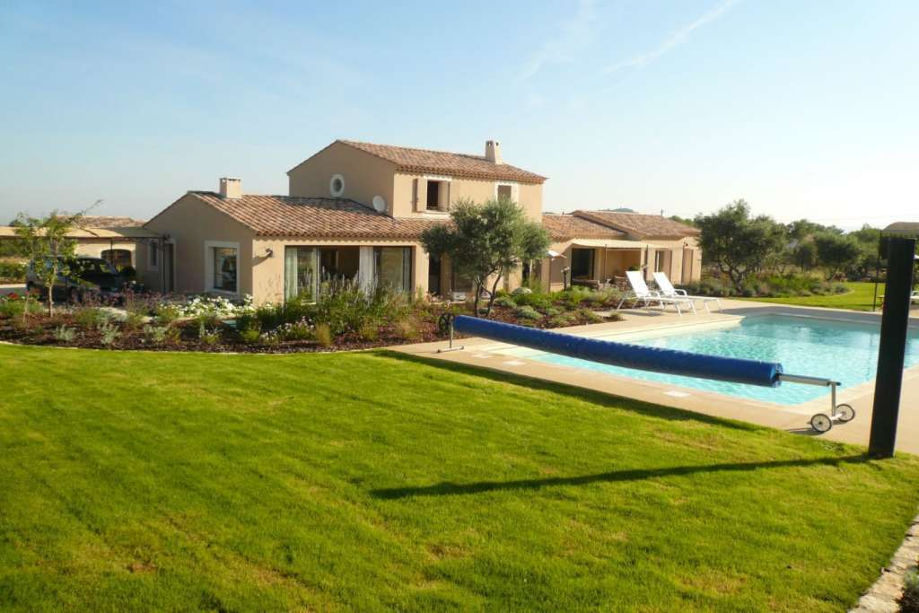 Seasonal rental Villa Eygalières