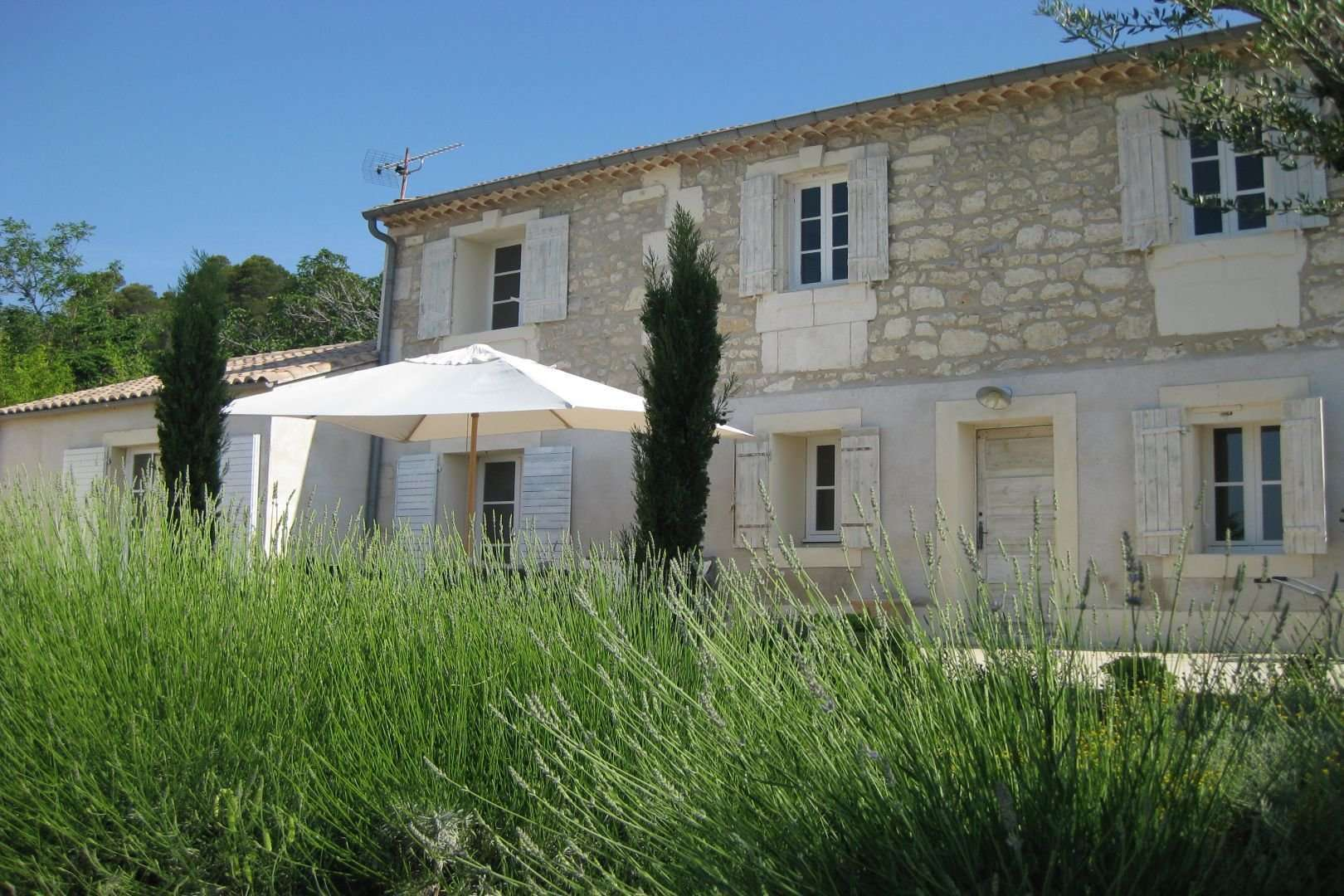Seasonal rental Village house Maussane-les-Alpilles