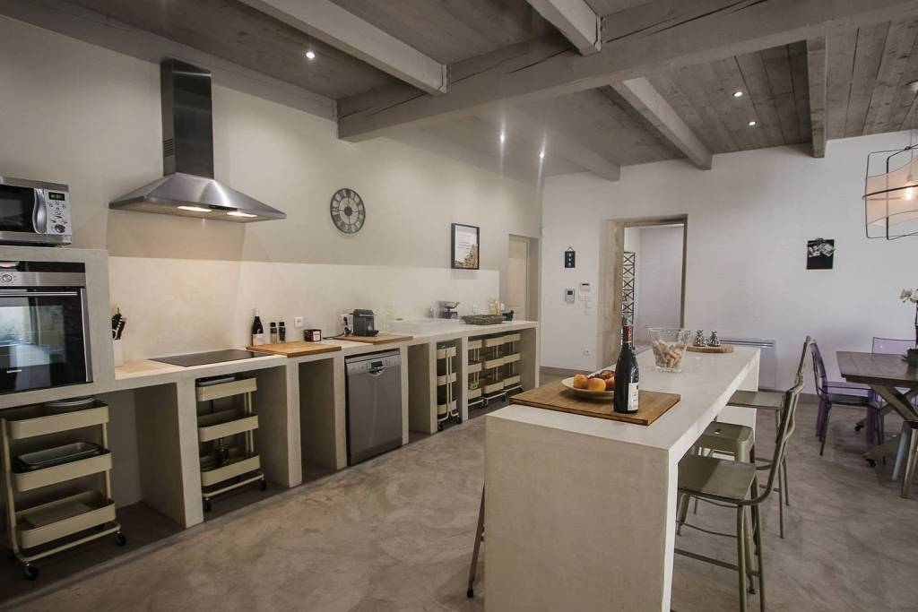 Seasonal rental Mas Maussane-les-Alpilles