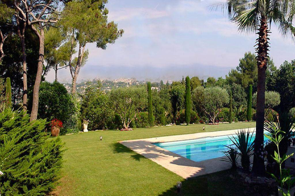 Location Villa Mougins