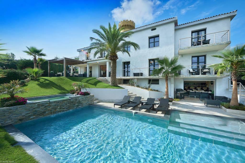 Rental Villa Cannes