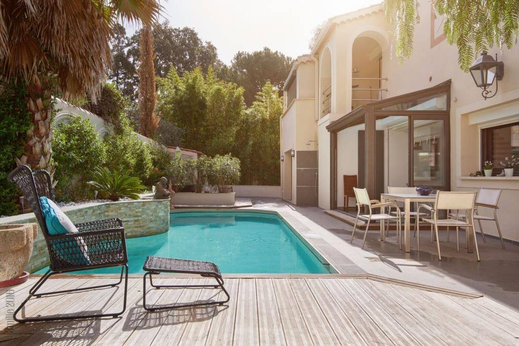 Seasonal rental Villa Cannes