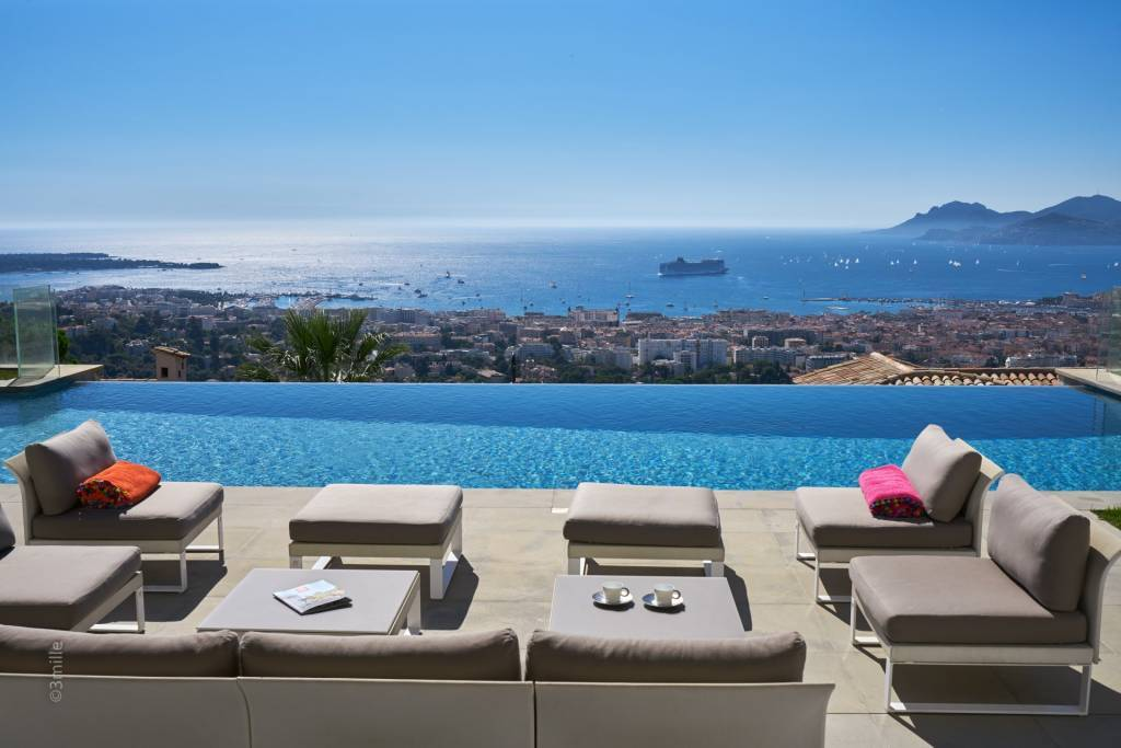 CANNES -  OUTSTANDING SEA VIEW