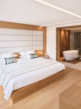 Bedroom Wooden floor