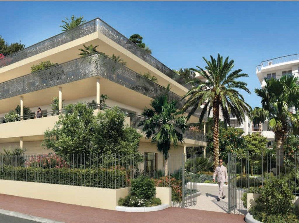 CANNES PALM BEACH - APPARTEMENT NEUF