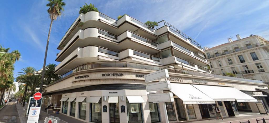 CANNES - GRAY D'ALBION - MAGNIFICENT 4 ROOMS APARTMENT - SEA VIEW