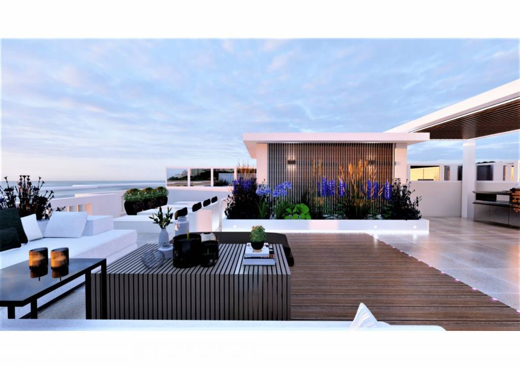 CANNES LA CROISETTE - APARTMENT WITH ROOF TERRACE