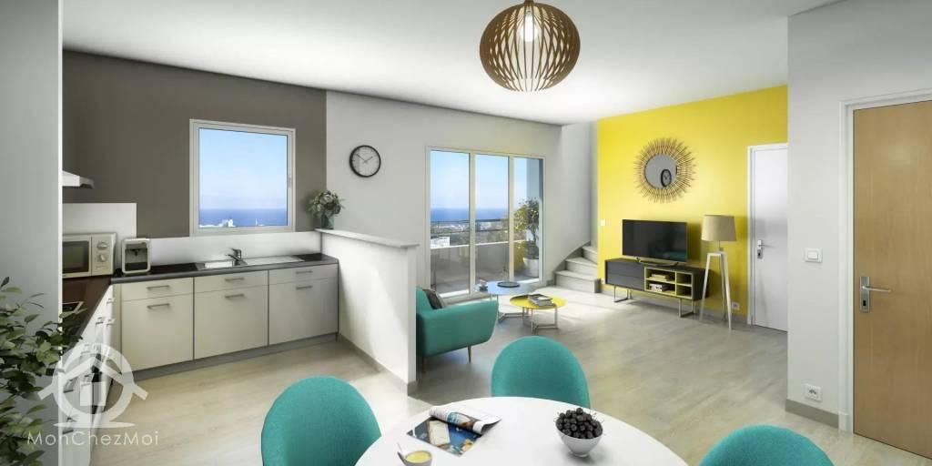 Appartement lot 15 ISAMBERT